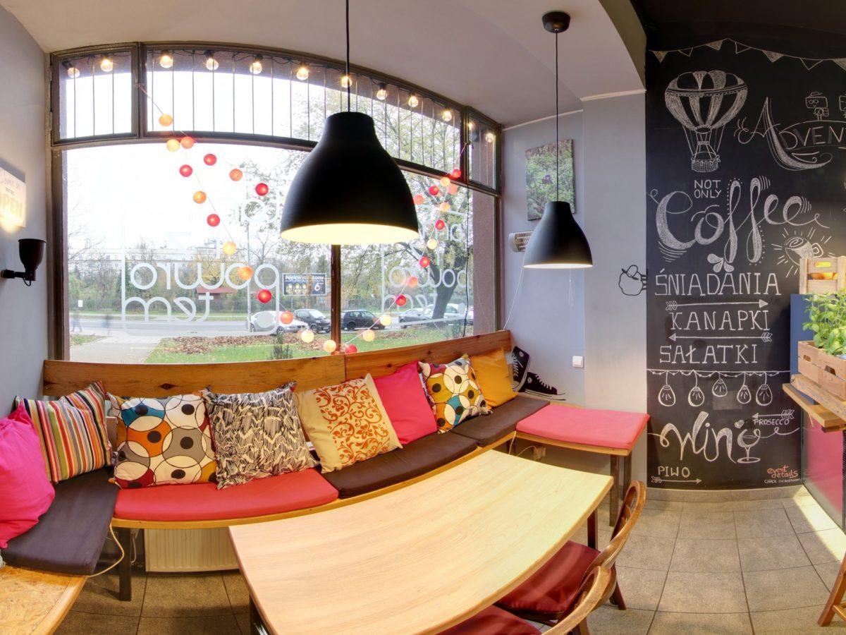 Nasza wyjątkowa kawiarnia w Warszawie