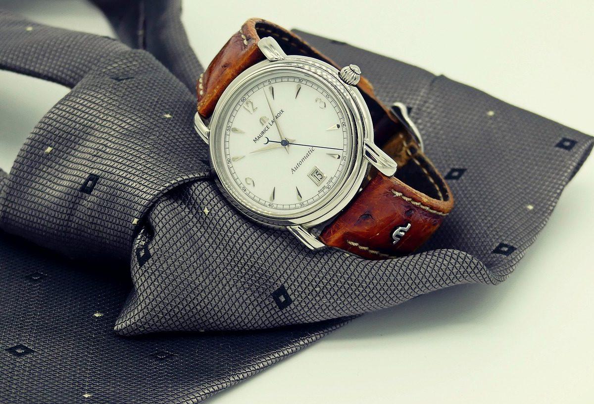 Męskie zegarki drewniane