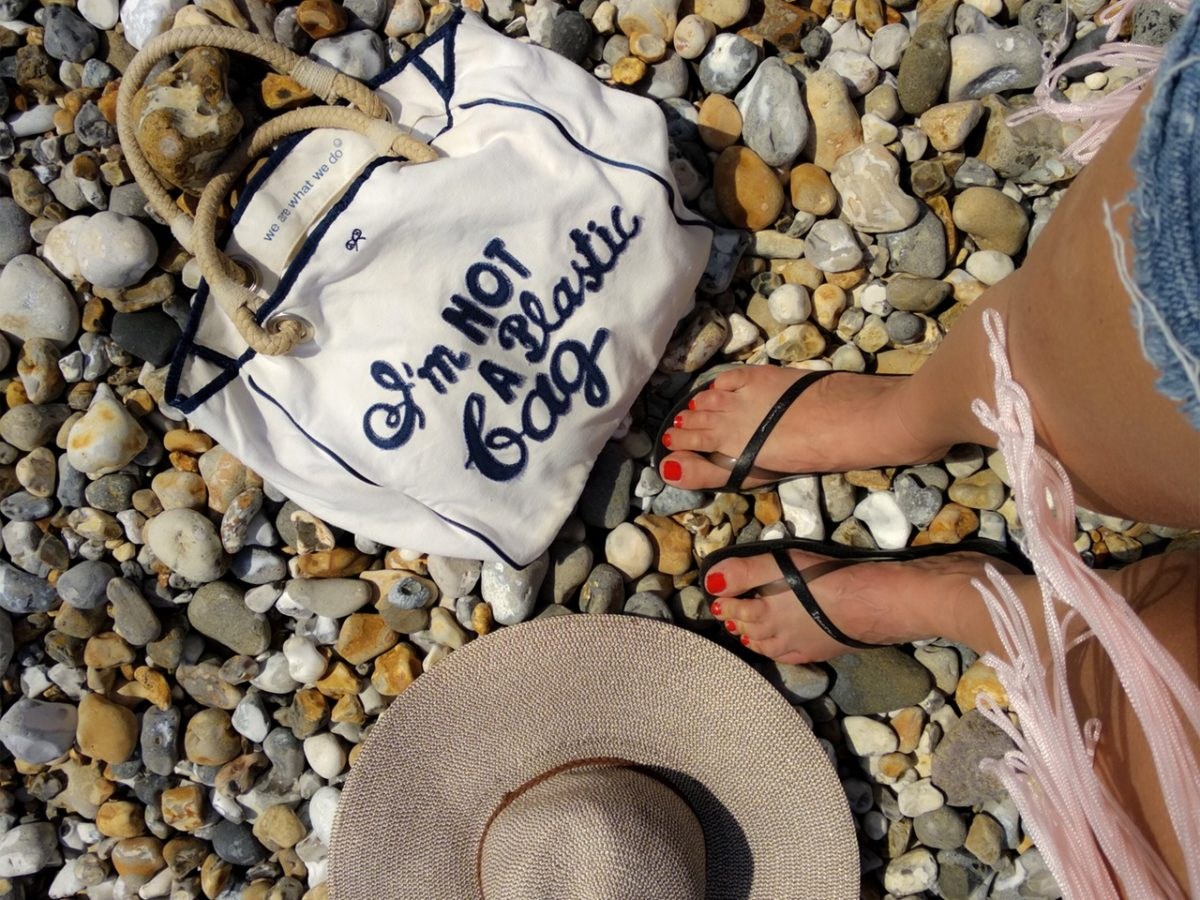 Torby na plażę z własnym logo