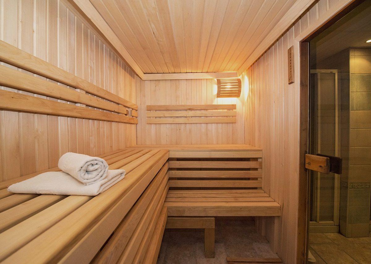 Gotowe modele saun