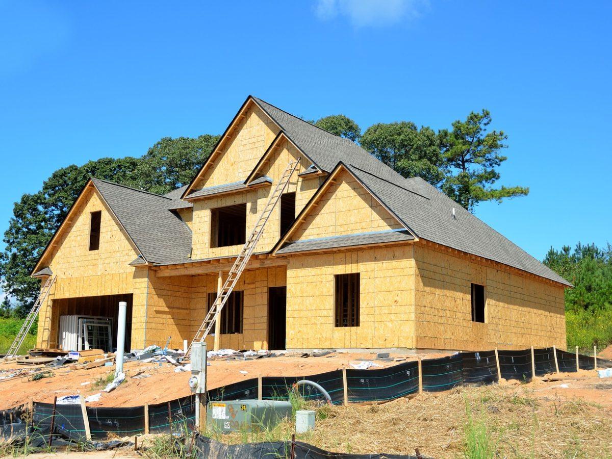 Domy drewniane cieszą się coraz większą popularnością