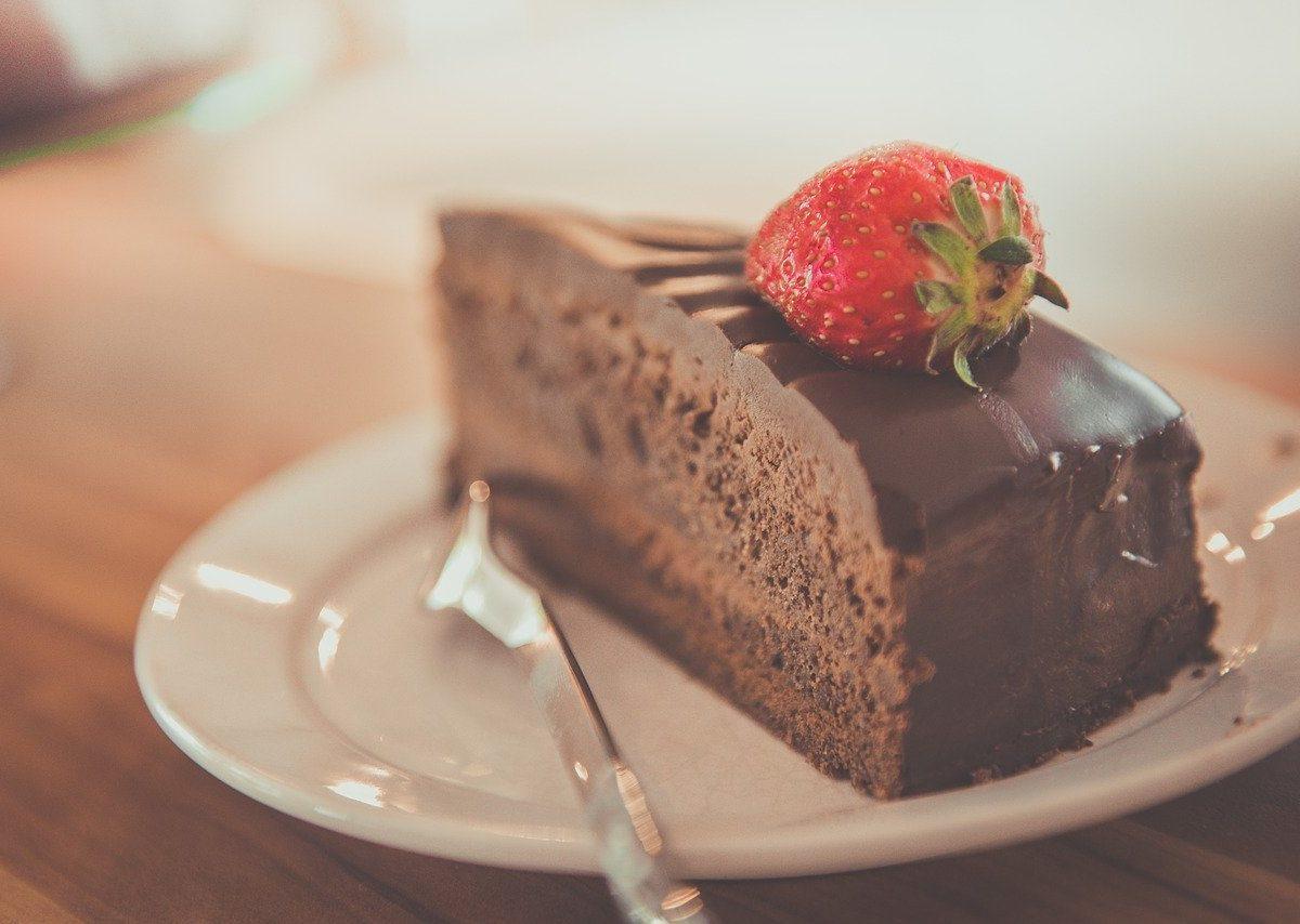 Super pyszne ciasto czekoladowe