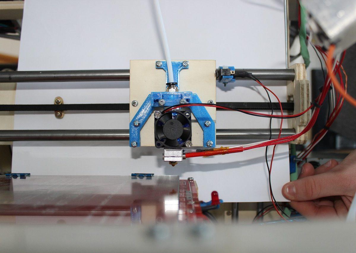Drukowanie w 3D staje się coraz bardziej popularne