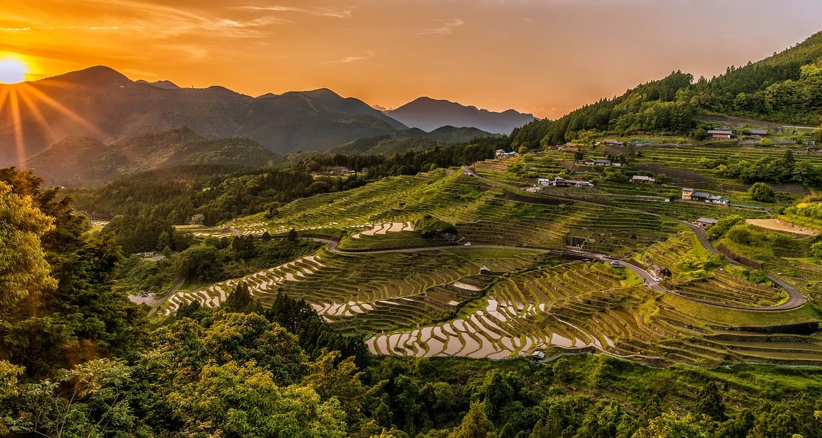 Japonia ma wiele pięknych miejsc do odkrycia