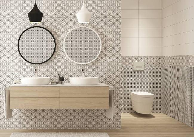 Wybierz trwałe i uniwersalne płytki do łazienki