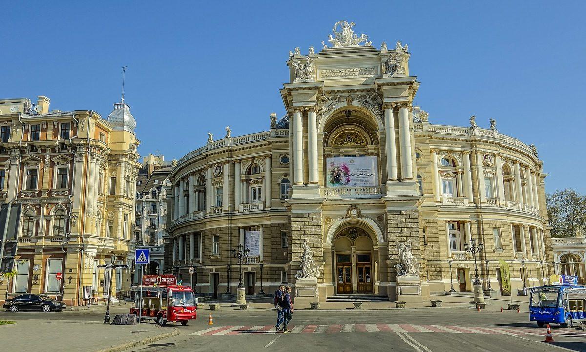 Dlaczego warto pojechać do Odessy?
