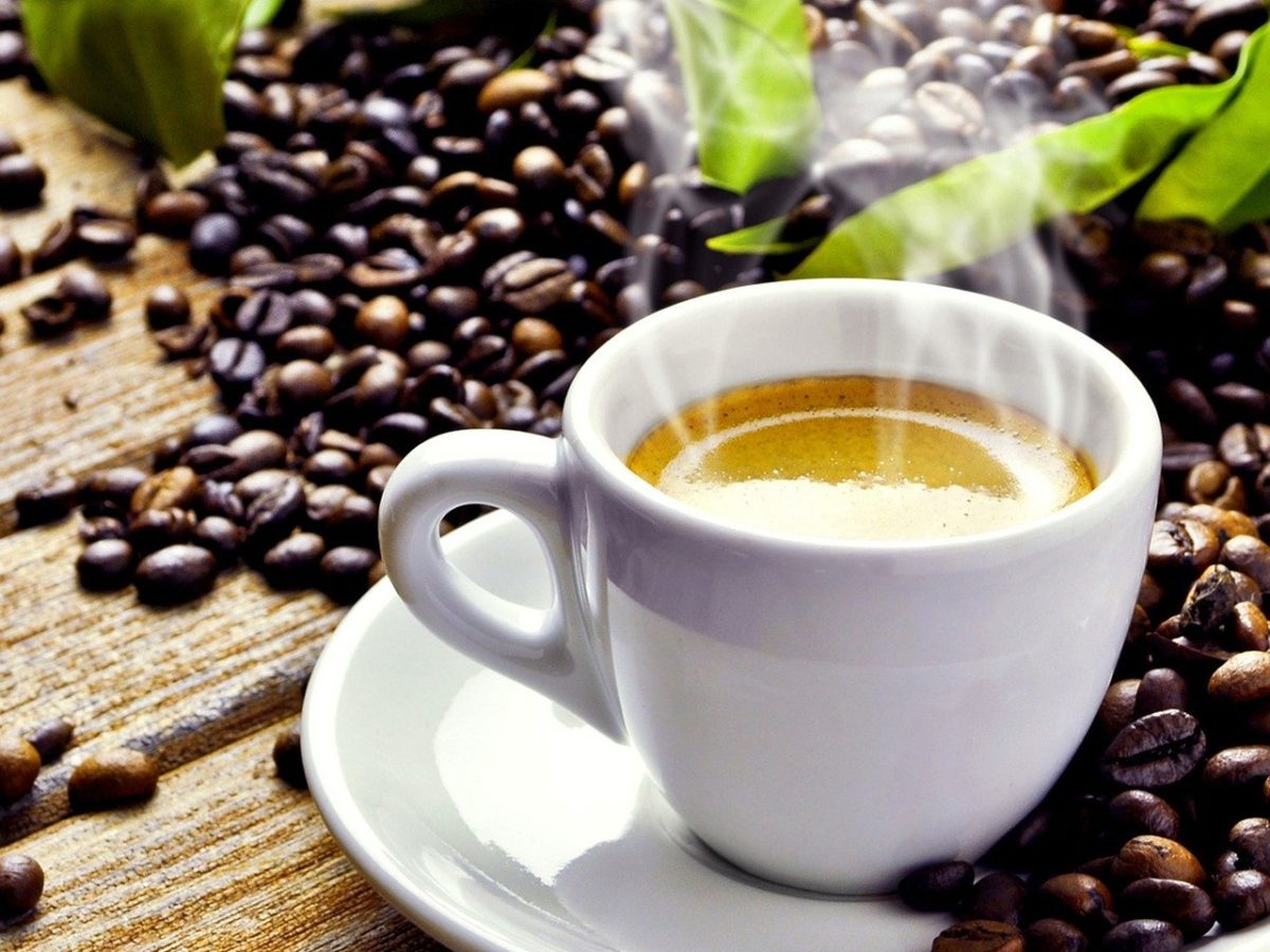 Kawa ma wiele właściwości zdrowotnych