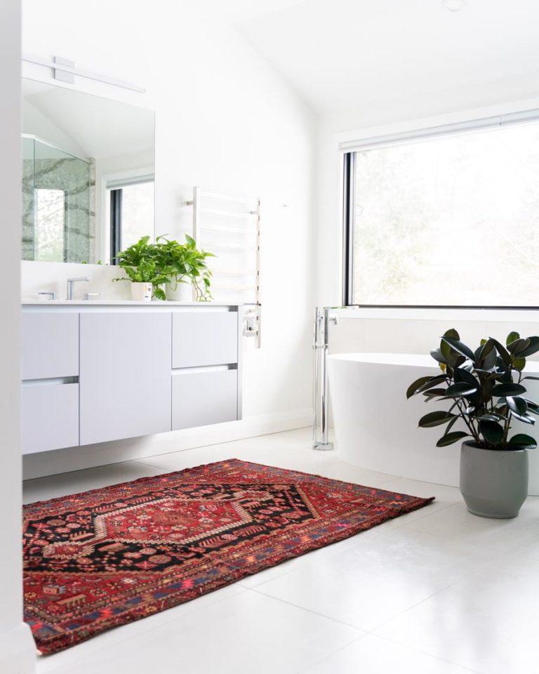 Jak zaprojektować wygodną łazienkę?