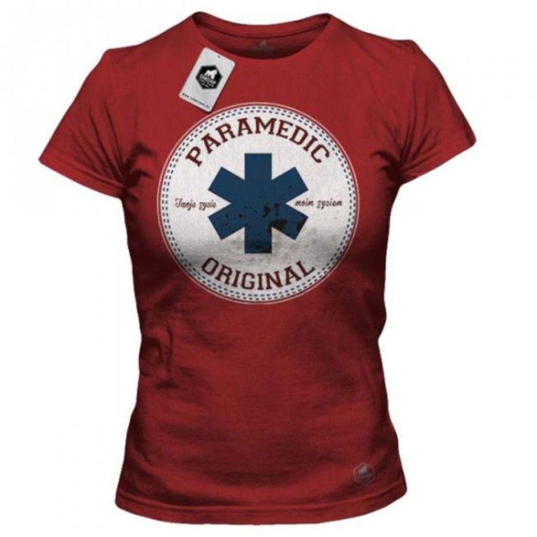 Atrakcyjny styl i komfort zapewniany przez koszulki medyczne damskie