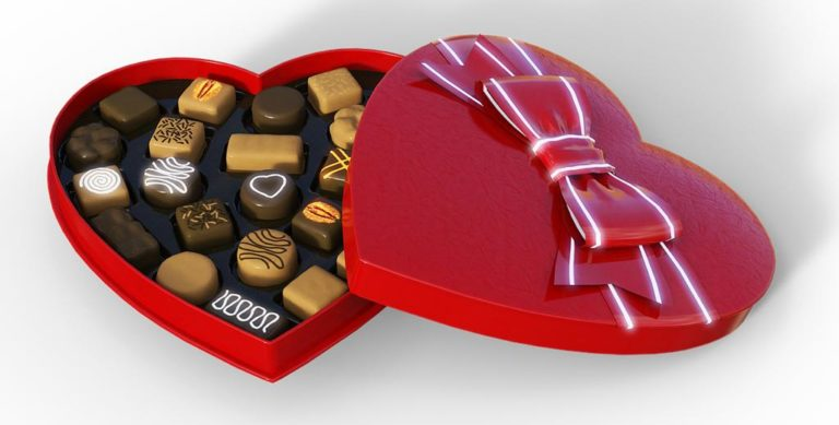Słodycze to świetny pomysł na prezent